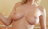 Busty Teens Sofia Stunning Blonde Teen With Natural Big Boobs And Awesome Body Fisting Herself