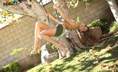 Teen Fidelity Ryan Madison & Riley Reid Riley Was Content On Her Swing, But After Exploring The Grounds, She Realized How Much She Needed To Be Fucked, Luckily Ryan Was There.