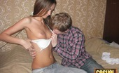 Casual Teen Sex Seduced Teen Sucks Dick 379775 First Off, Horny Man Undresses Beautiful Teen To Suck Her Tits. As Soon As Horny Girl Finishes Sucking Man'S Dick, He Makes Her Spread Legs And Fucks Her Right On The Bed. Sexy Skinny Girl Gets Banged Doggystyle. Teen Chick Can'T Help Working Her Pussy On