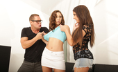 Couples Seduce Teens Gracie Glam Amy Is Going To School Gracie About The Way 'The Game' Is Played At Work. It Might Just Be The Oldest Lesson In Existence: The Way To A Man'S Pocketbook Is Through His Cock! Gracie Proves Herself To Be A Quick Study, One Who Eagerly Devours Her Homework A