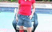 18 Years Old Maya Hills Cute Young Teen Maya Blowjob And Cumshot