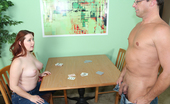 Teen Tugs Melody Jordan Busty Teen Melody Giving Hanjob For Playing Strip Card