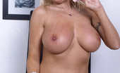 18 And Busty Tiffany Totally Naive Blonde Teen With Big Coconuts Strips