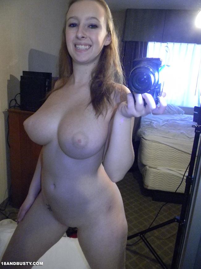Teen Big Tits Amateur Blowjob