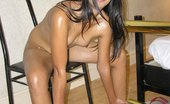 Teen Filipina Fresh Nude Filipina Amateur Oils Up Her Tropical Young Body