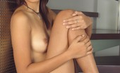 Teen Filipina 385491 Young Bangkok Model Paula Displays Shaved Pussy