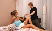 18 Stream Feya & Ladnik This Tall Tan Teen Gets The Attention Of All Of The Boys, But It`S Her English Class Study Partner That Gets Her Attention Tonight.