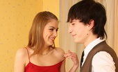 18 Stream Jack & Renata This Euro Teen Was Ready To Go To Their Friend`S Wedding, But They Never Made It Out Of The Bedroom. She Couldn`T Say No To Sex.