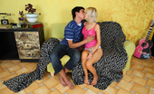 18 Stream Filip & Laura First Glance At This Sexy Blond Chick Reveals Cute, But Shy Teen. It`S Only When You Get To Know Her That You Realize That There`S Nothing Shy About Her, She Craves For Pussy Pounding All The Time