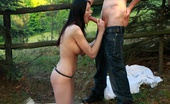 18 Stream Karolina & Kristof The Sun Is Beginning To Set On The Woods Outside Of Dorf, But Things Are Beginning To Heat Up And It Has Nothing To Do With The Campfire. These Teens Are Very Hot And Horny.