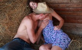 18 Stream Irenka & Andel The Farm Is The Perfect Location For These Teen Lovers Today. They Can`T Get Enough Of Each Other And Can`T Control Their Sexual Urges, Often Having Sex Out In The Open Like This!
