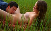18 Stream Aneta & Ales In The Field, This Cute Brunette Can`T Wait To Unbutton Her Dress And Have Her Tender Body Explored By This Stud. The Field Is Wide Open And Someone Could See Them, But That Just Turns Them On.