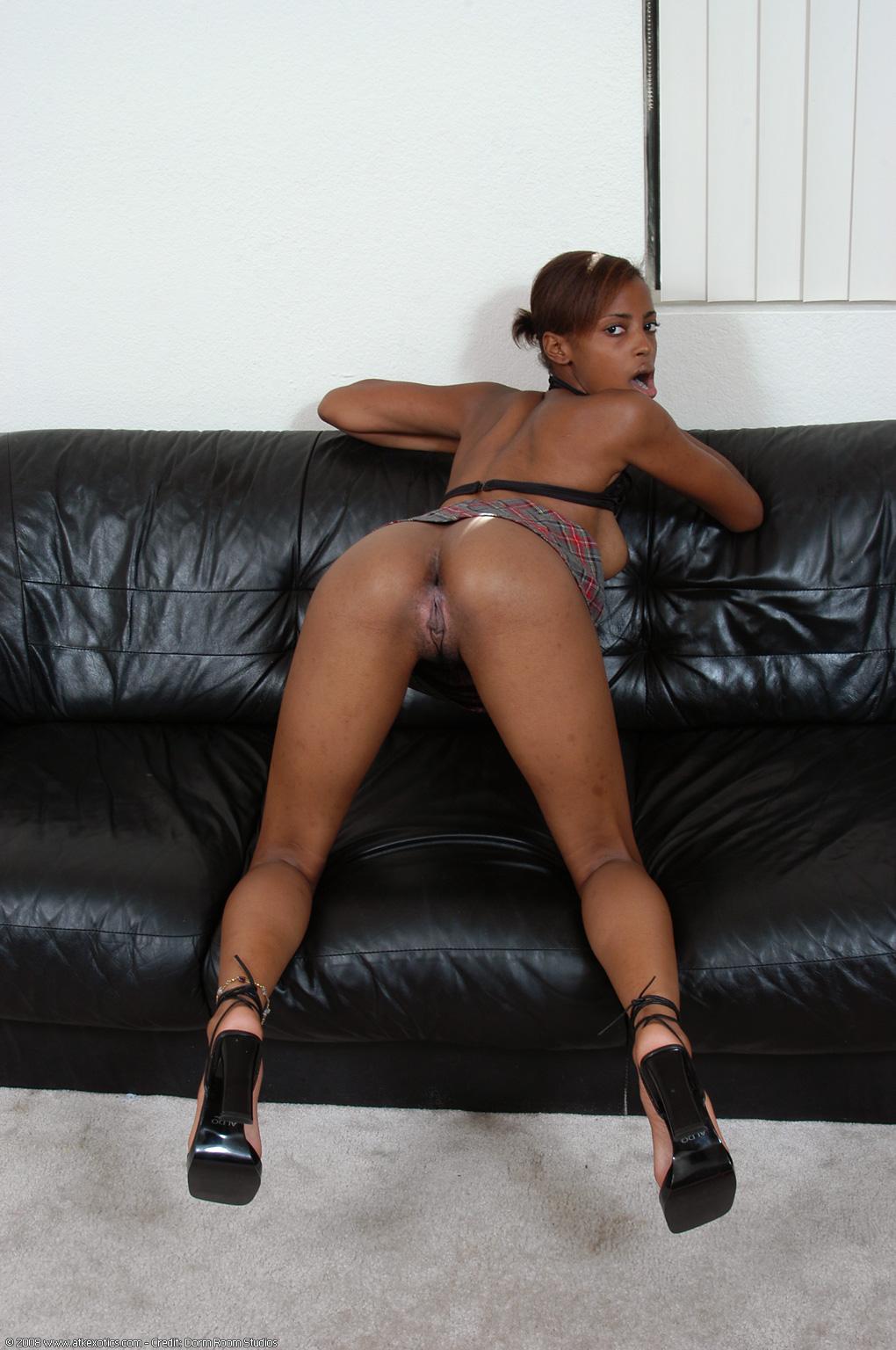 College girl sexy chocolate booty fucked hard 10