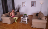 Teen Burg Kamila Kamila Is Cute Blonde Who Likes Playing With Her Body, So Every Time No One Else Is At Home, She Is Using An Opportunity To Be Naughty Girl. This Time She Wanted To Try Out Her Green Fishnet Stockings.