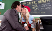 18 Eighteen Ashley Stone Boning The Barista