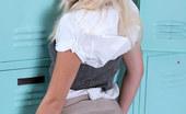 18 Eighteen Stacy Kiss Locker Room Lust