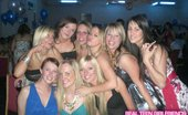 Teen Girlfriends College Students Partying
