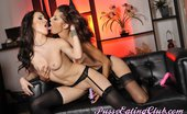 Pussy Eating Club Aiden Ashley & Marlena New Design