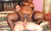 Real Black Fatties Chanel Diamond Innocent Looking Black BBW Gets Fucked Hard By Two Lucky Guys It Takes Two Dicks To Please Chanel Diamond'S Ebony BBW Pussy, As She Sucks And Fucks For All Of Their Sperm