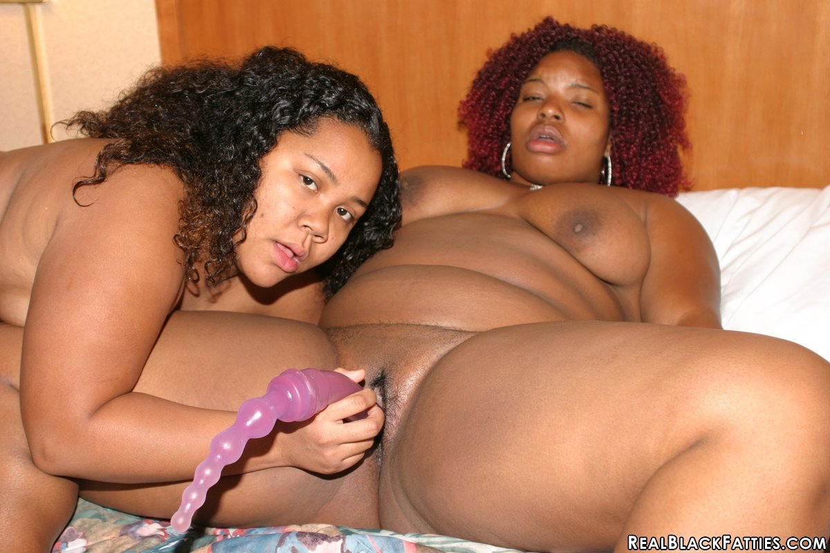 Sloppy Ebony Bbw Blowjob