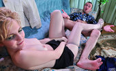 Secretary Pantyhose Judith & Herbert Pantyhosed Office Girl Gets Worshipped And Pussy Pounded By Her Lazy Hubby