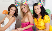 Teen Porn Storage Mila & Ann & Diana Sexual Teen Threesome Teen Party Three Teen Hotties Posing In Bright Outfits And Taking Them Off To Show Their Nude Bodies.