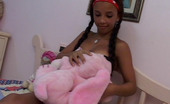 Teens Try Anal Teenybopper In Braids Gets Her Ass Stretched