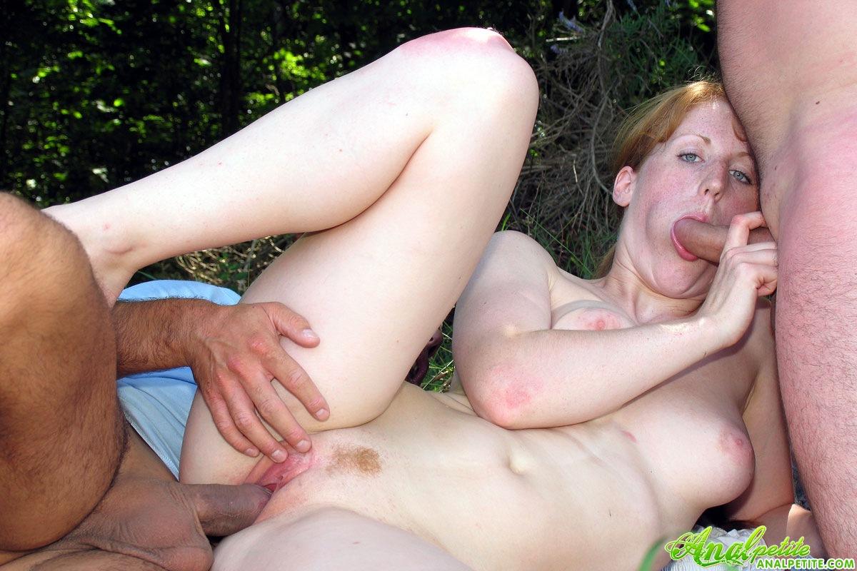 Natural Redhead Teen Amateur