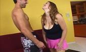 Big Juicy Juggs Sierra Skye & Will Steiger Sexy Sierra Skye Seduced By Her Trainer