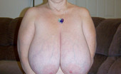 Divine Breasts Grandma With Huge Saggy Boobs