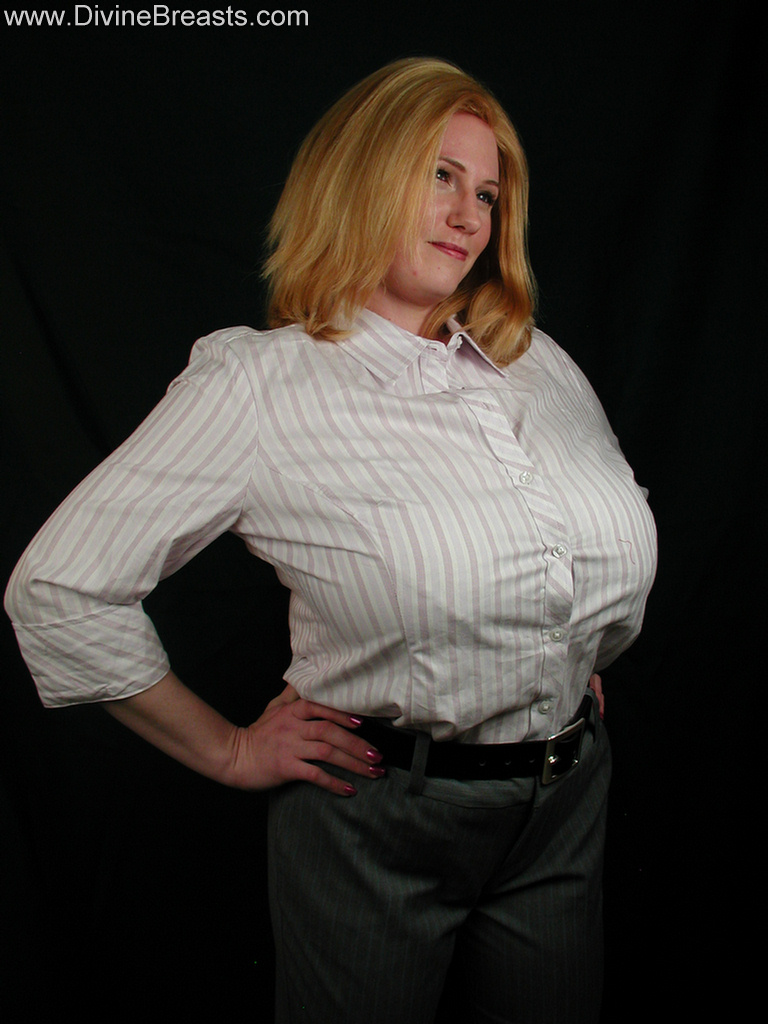 from Reuben breast sex with secretary