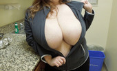 Divine Breasts Lexxxi Anorei Collins P Cup Boobs