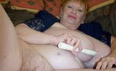 Divine Breasts Valerie Long Boobs Granny Dildo