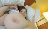 Divine Breasts Anorei Collins Topless In Bed