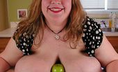 Divine Breasts Nicole Tit Fuck Apple Cleavage