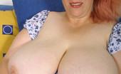 Divine Breasts Karen BBW Plump Hooters