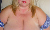 Divine Breasts Kelly BBW Busty Brit