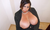 Divine Breasts Gya Huge Tits At Work