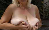 Divine Breasts Saggy Sonja Oiled Breasts