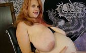 Divine Breasts Pregnat Wife With J Cup Breasts