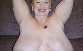 Divine Breasts Valerie Granny Huge Boobs
