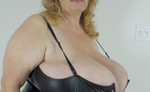 Divine Breasts Suzie Dominatrix Giant Tits