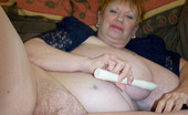Divine Breasts Valerie Long Boobs Granny Dildo