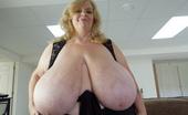 Divine Breasts Suzie Sexy Ample Bosom