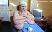 Divine Breasts Anika Vid Caps Oiled Big Boobs