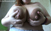 Divine Breasts Nina Giant Juggs Lactating