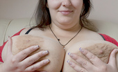 Divine Breasts Charlotte Soft Huge BBW Boobs