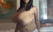 Divine Breasts Kristina Swinging Bouncing Tits