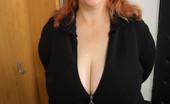 Divine Breasts Karen BBW Braless Milf
