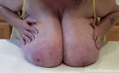 Divine Breasts Suzie Bouncing Big Boobs